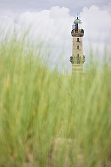 Germany, Rostock, View of lighthouse - LFF000318