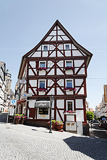 Germany, Old frame house - ANB000040