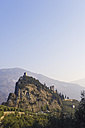 Italy, View of Castello di Arco on summit - MIRF000388
