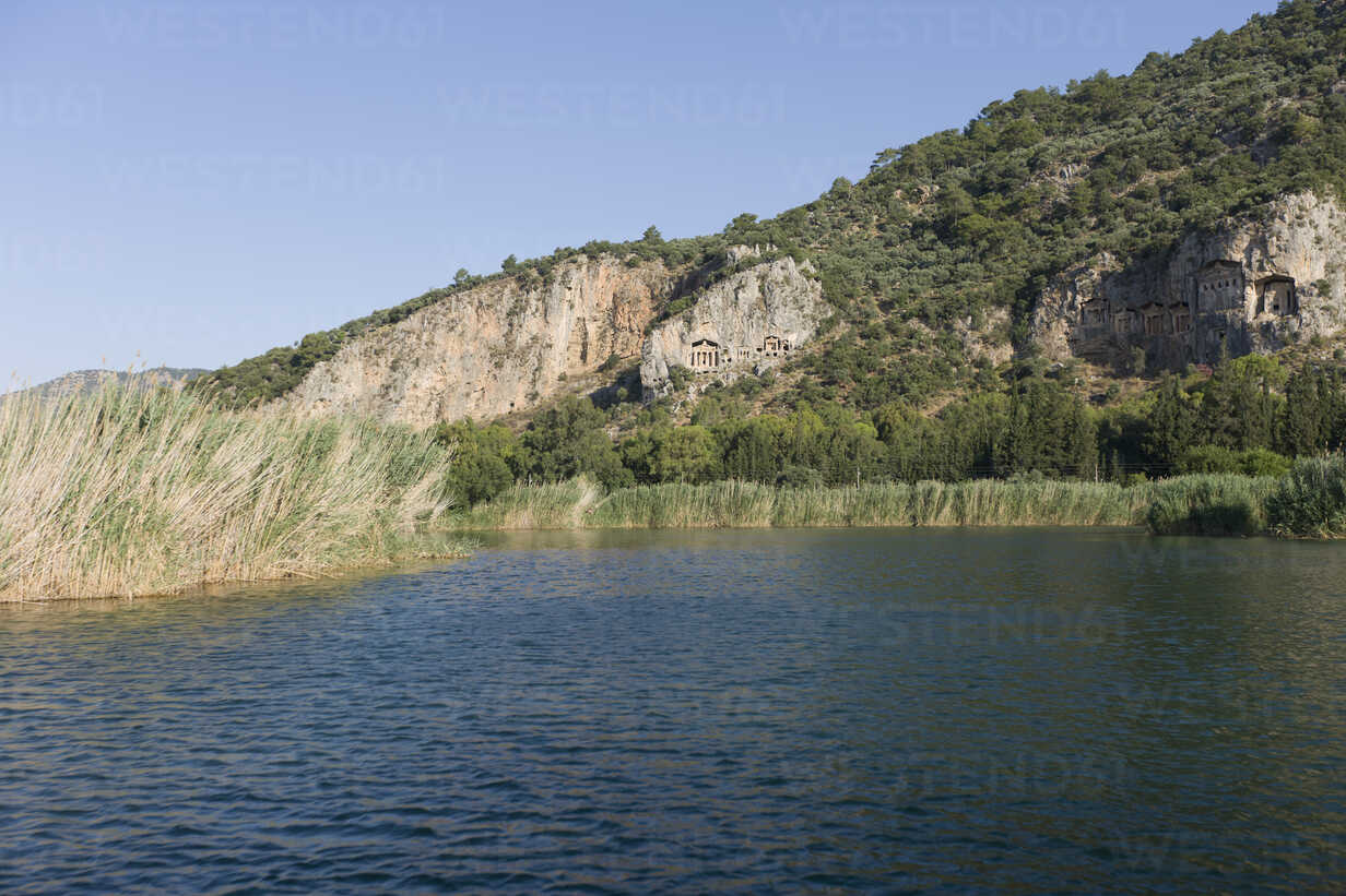 Turkey, Kaunos, View of mountain - DSF000346 - Daniel Simon/Westend61