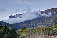 Spain, La Palma, View of Cumbre Vieja - SIEF002490