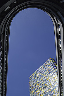 Germany, Munich, View of ADAC center - TC002226