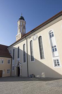 Germany, Bavaria, Reutberg Abbey - LFF000339