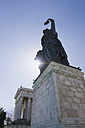 Germany, Bavaria, Munich, View of Bavaria Statue - LFF000480