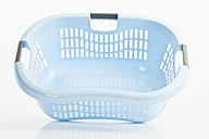 Laundry basket on white background - MAEF004684
