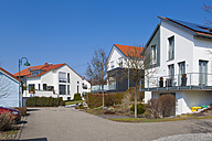 Germany, Baden Wurttemberg, Winnenden, Modern detached houses - WDF001223