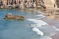 Portugal, People on beach - MIRF000504