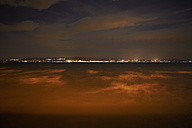 Germany, View of Lake Constance at night - TLF000697