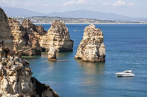 Portugal, Lagos, View of Ponta da Piedade - UMF000374