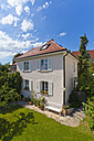 Germany, Baden-Wurttemberg, Stuttgart, View of detached house - WDF001260