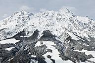 Austria, View of mountains Saalbach-Hinterglemm - FLF000126