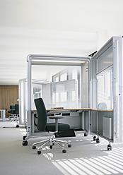 Germany, Office with movable partitions - WBF001277