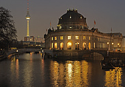 Germany, Berlin, View of Bode Museum - WBF001238