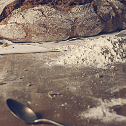 Preparation of bread loaf - CHF000004