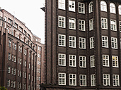 Germany, Hamburg, View of Chile House - BSCF000144
