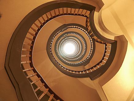 Germany, Hamburg, Stairways of Sprinkenhof - BSC000147
