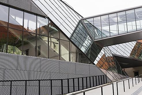 Austria, Upper Austria, Linz, View of Schlossmuseum - SIE002848