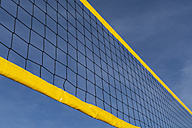 Germany, Munich, Net of volleyball - TCF002878