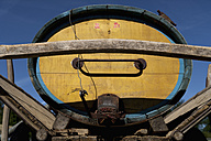 Germany, Close up of manure cart - TCF002883