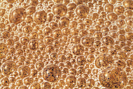 Portugal, Close up of beach bubbles - WVF000262