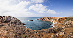 Portugal, View of coastline - WVF000277