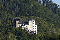 Austria, Upper Austria, View of Klaus castle - SIEF003030