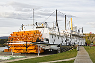 Canada, SS Klondike at Yukon River - FO004567