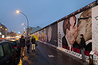 Germany, Berlin, View of East Side Gallery - BFR000134