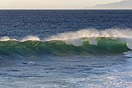 Spain, Breaking of waves at La Gomera - SIEF003093