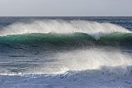 Spain, Breaking of waves at La Gomera - SIEF003094