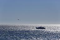 Spain, Excursion boat at La Gomera - SIEF003105