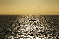 Spain, Fishing boat at La Gomera - SIEF003108