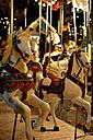 Germany, North Rhine Westphalia, Cologne, Carousel Horses - MH000076