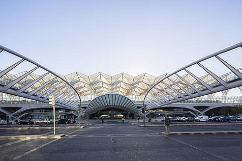 Portugal, Lisbon, View of Gare do Oriente - FO004738