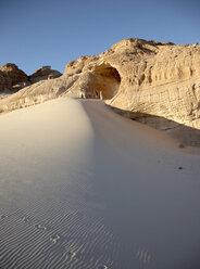 Egypt, View of desert - TK000095