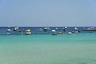 Malta, Small fishing boat at Mellieha bay - MIZ000263