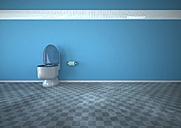 Illustration of bathroom - ALF000056