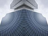 Germany, Hesse, Frankfurt, View of Dresdner Bank - MUF001291