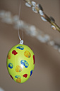 Hanging easteregg, close up - MH000154