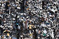 Germany, Bavaria, Compressed garbage - TCF003373