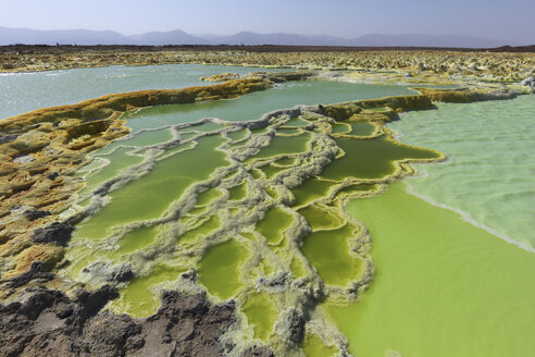 Ethiopia, View of geothermal site Dallol - MR001318