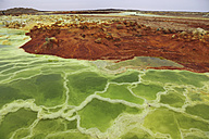 Ethiopia, View of geothermal site Dallol - MR001320