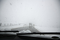Germany, Windscreen of car - ND000349