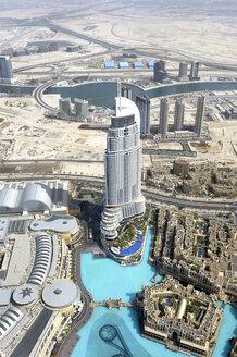 United Arab Emirates, Dubai, View of Business bay - LH000045