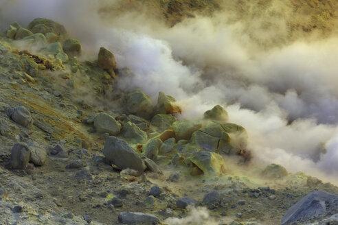 Bolivia, View of  Irrupuntucu volcano - RM000600
