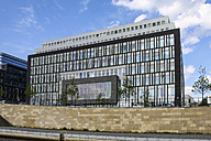 Germany, Berlin, View of German Government Press Conference building from Spree river - HA000022