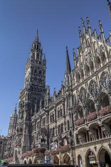 Germany, Bavaria, Munich, View of city hall - HAF000031
