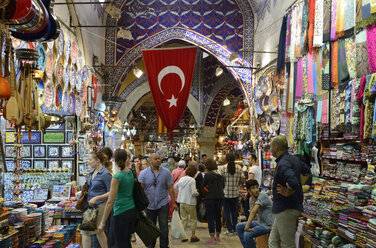 Turkey, Istanbul, View of Grand bazar - LH000099