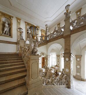 Austria, Salzburg, Interior of Mirabell Palace - SIE003684