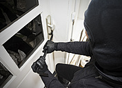 Germany, North Rhine Westphalia, Burglary breaking into family home - ONF000195